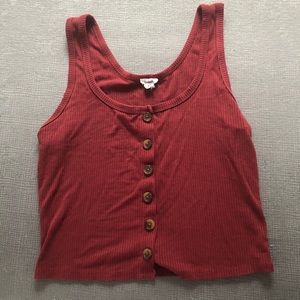 A summer tank top perfect anytime
